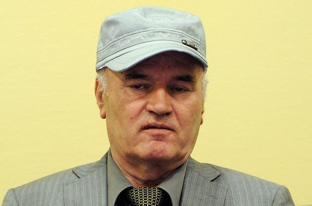 War Crimes Bosnia Mladic Verdict