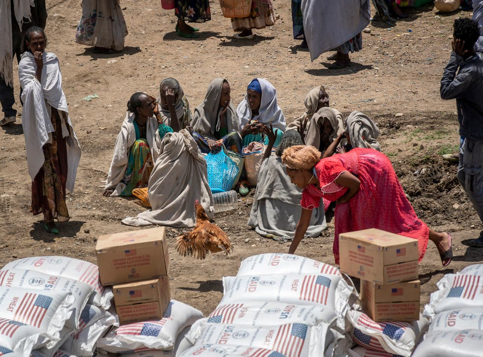 ONU-GEN ONU-ETIOPIA HAMBRE