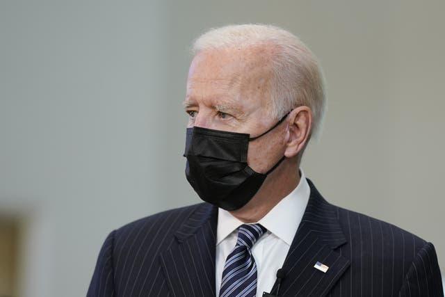 <p>US President Joe Biden is making his debut at the G7 summit</p>