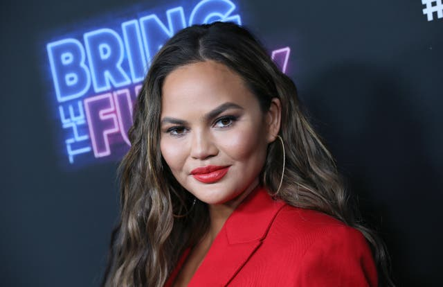 <p>Past imperfect: Model and food writer Chrissy Teigen has apologised for her online trolling</p>