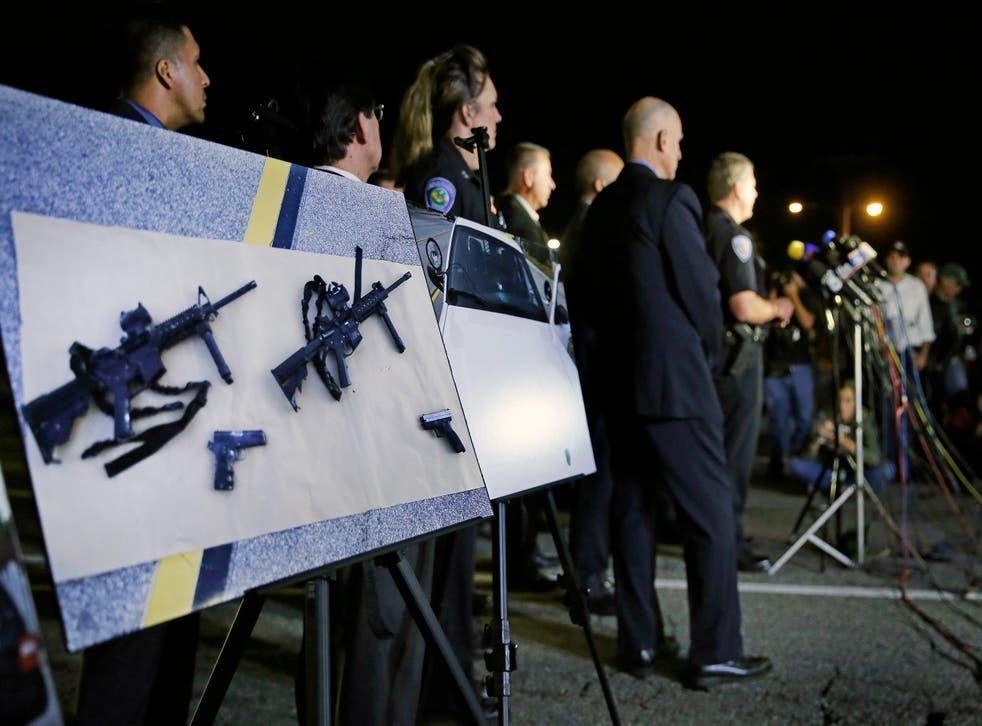 CALIFORNIA-ARMAS DE ASALTO