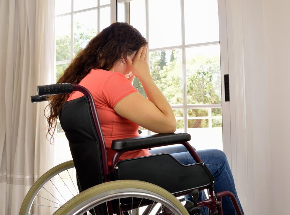 <p>A disabled woman - user tikitakidoggo - shares her family dilemma on Reddit</p>
