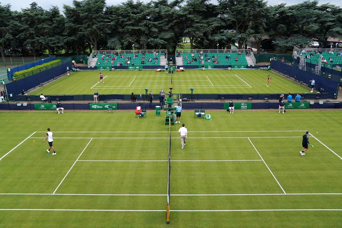 Grass-court tennis season starts after 'monumental undertaking'