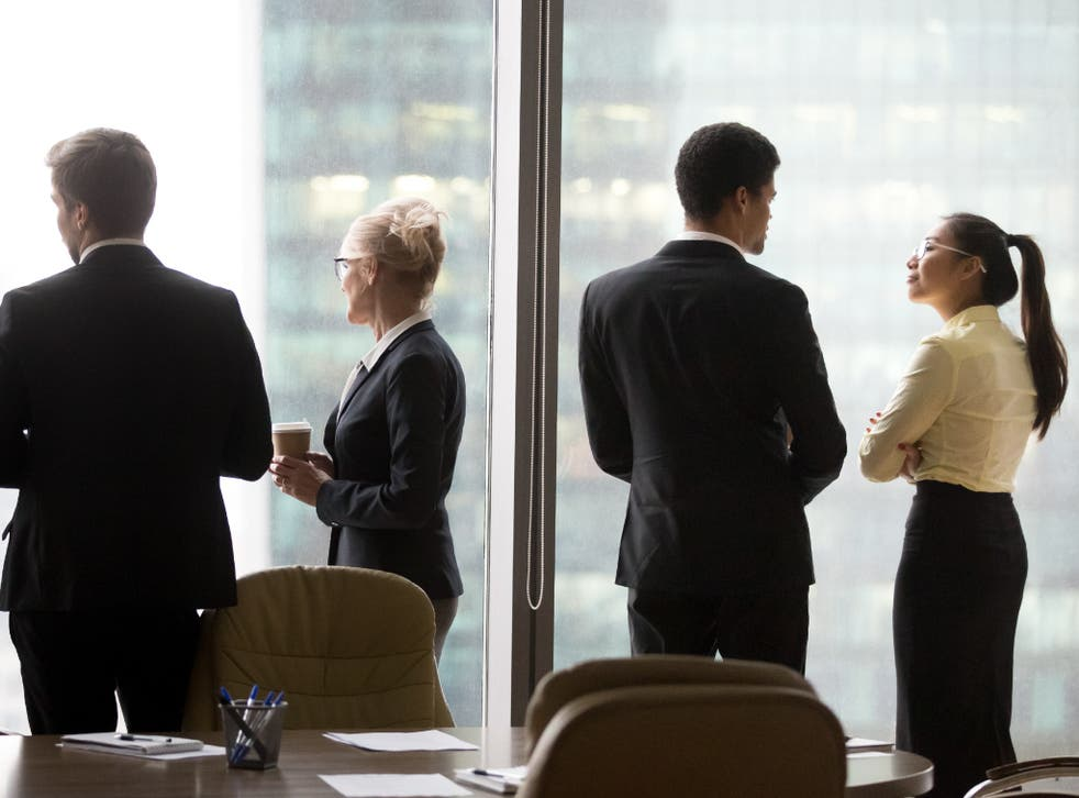 <p>Gender inequality is still an issue in many workplaces</p>