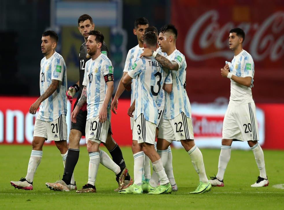COPA AMERICA-ARGENTINA