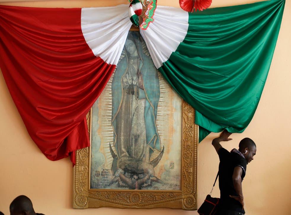 MIGRANTES HAITIANOS EN MEXICO