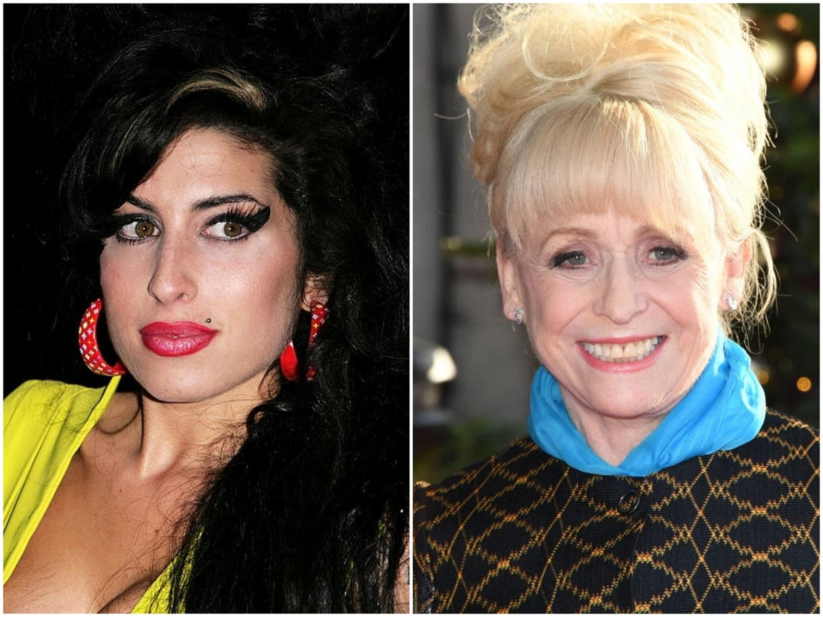 Amy Winehouse and Barbara Windsor would 'act out old EastEnders scripts' during secret meetings