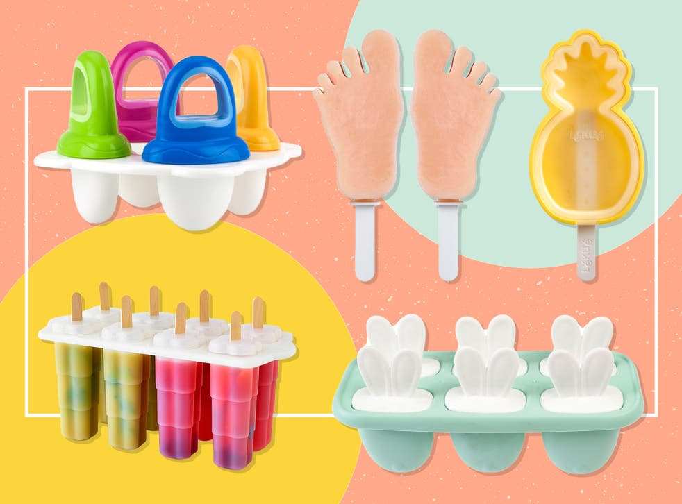 <p>Factors to consider when choosing your lolly moulds include portion size and freezer space</p>