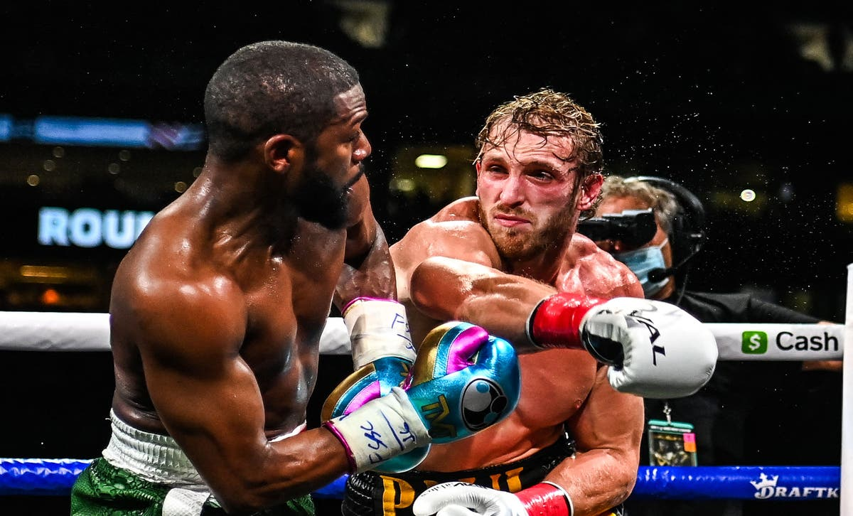 Mayweather vs Paul LIVE: Fight results, latest updates, highlights and  reaction | The Independent