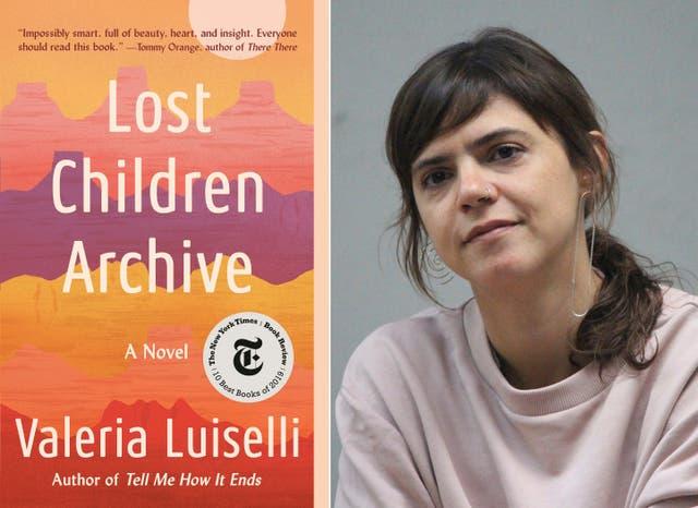 Books Valeria Luiselli