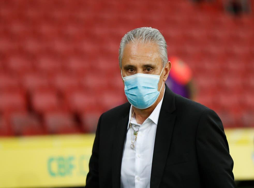 CBF ratifica a Tite al frente de la selección de Brasil | Independent  Español