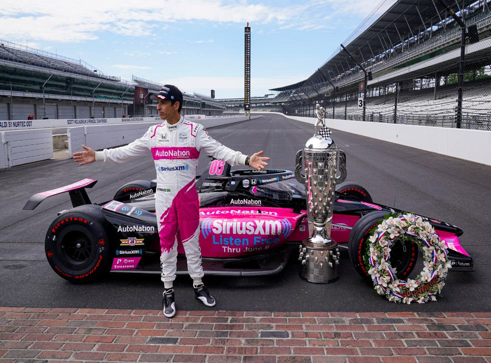 INDYCAR-CASTRONEVES