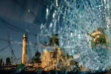 Mixed city of Arabs and Jews remains on edge after violence