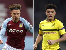 Man City chase Jack Grealish and Harry Kane? Transfer news, rumours and gossip