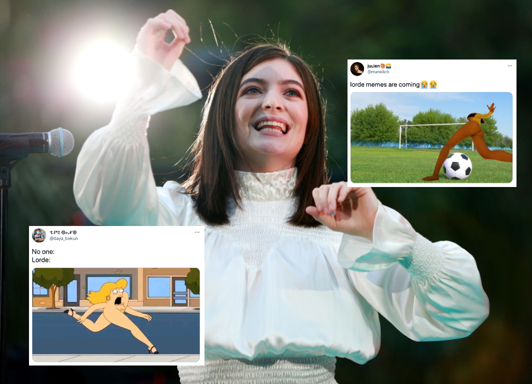 Lorde: Funniest memes and reactions to singer's new album ...