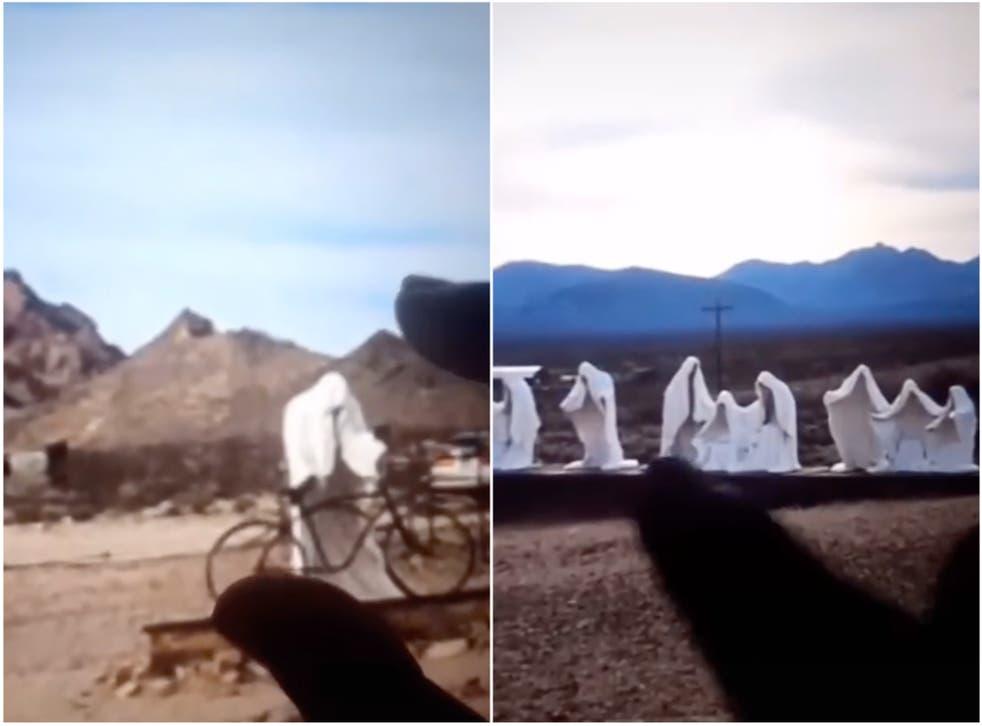 <p>TikTok influencer Jason Cline shared his 'creepy' discovery with his 3.7 million followers</p>