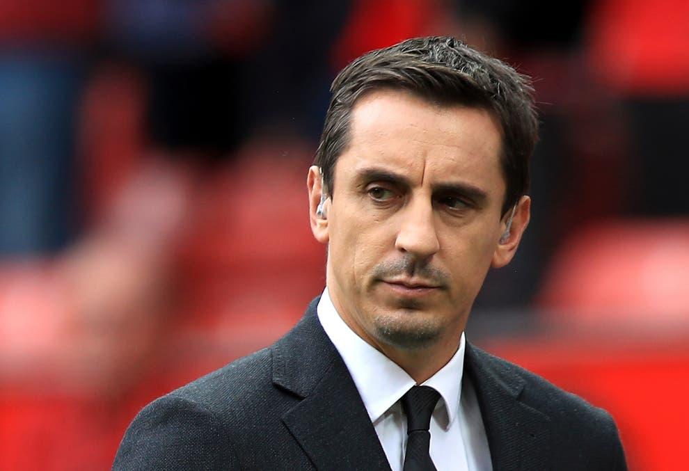 Gary Neville criticises Super League punishment as 'absolute embarrassment'