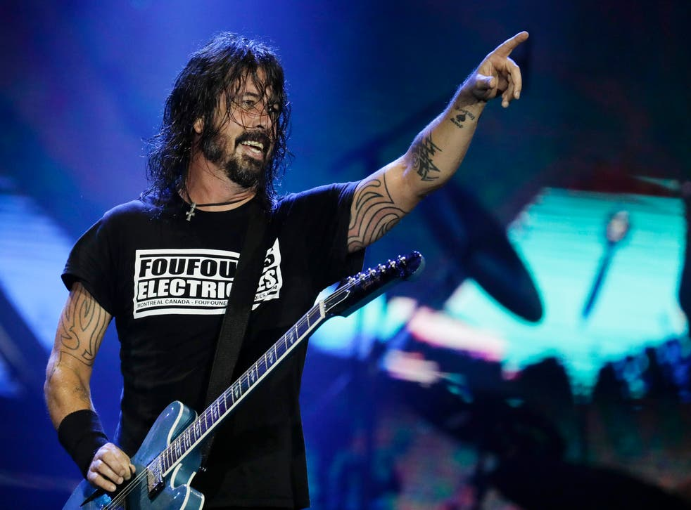 MSG-FOO FIGHTERS