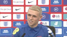 Foden's Gazza Euro 96 trim and Southgate on target – Tuesday's sporting social