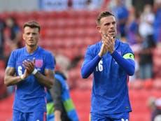Jordan Henderson insists he is fit to start England's opener against Croatia