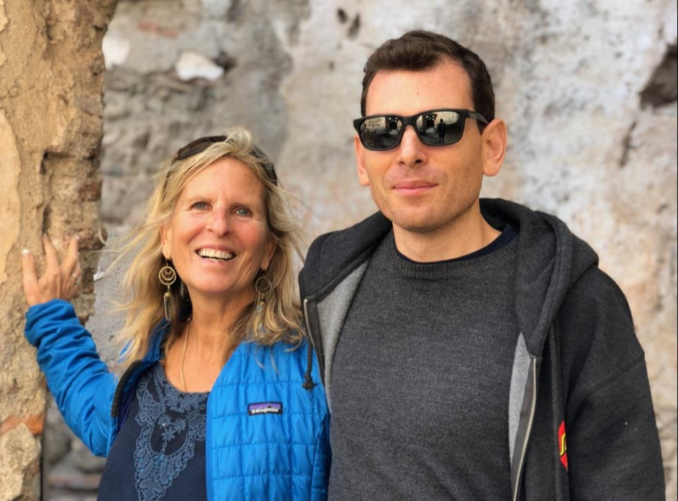 <p>Sean Donnelly filmed attempt to remove mum, Tammy, from the pull of QAnon</p>
