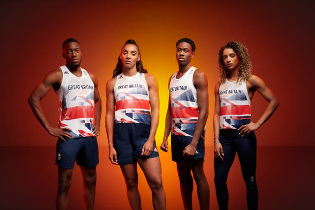 <p>Team GB and adidas unveil kit ahead of Tokyo 2020</p>