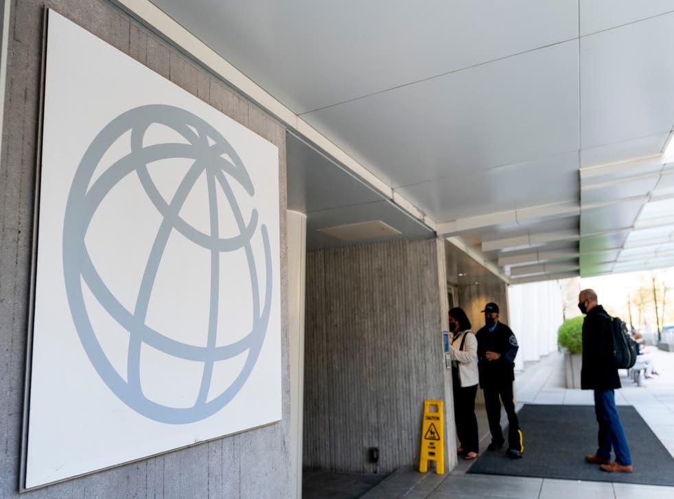 BANCO MUNDIAL-CRECIMIENTO GLOBAL