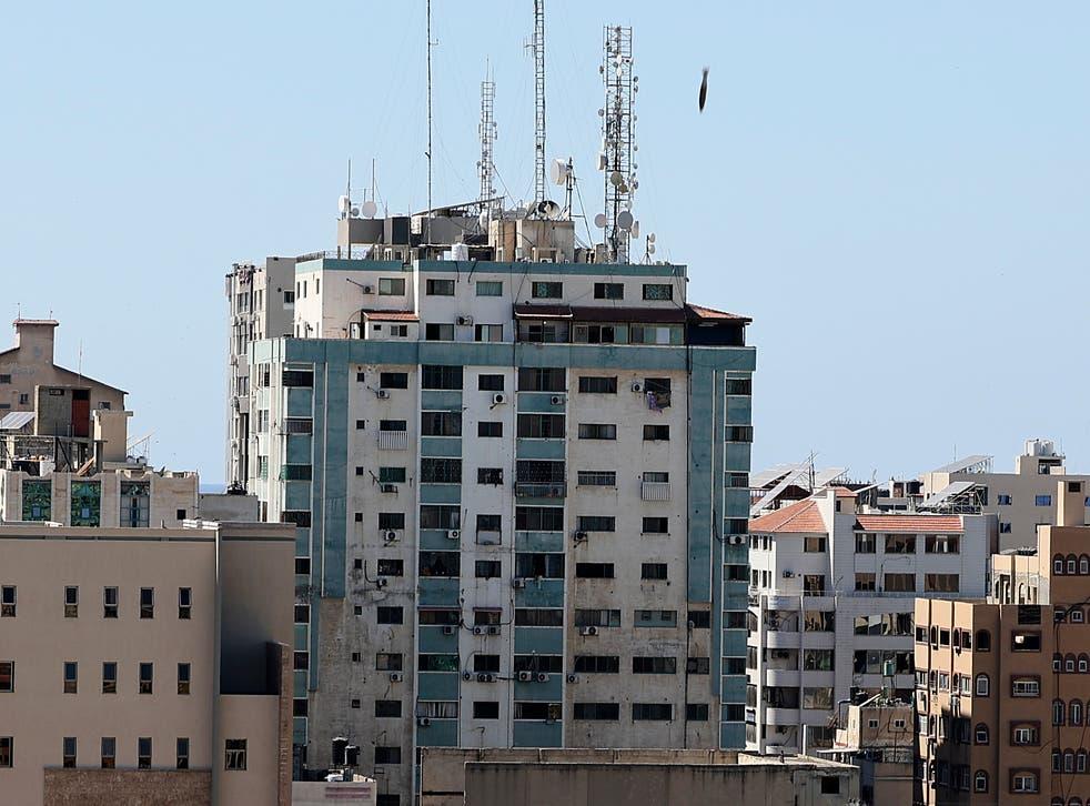 ISRAEL-PALESTINOS-AP