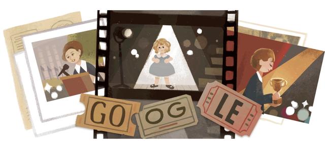 <p>El Doodle de Google del 9 de junio marca la vida y el legado de Shirley Temple</p>