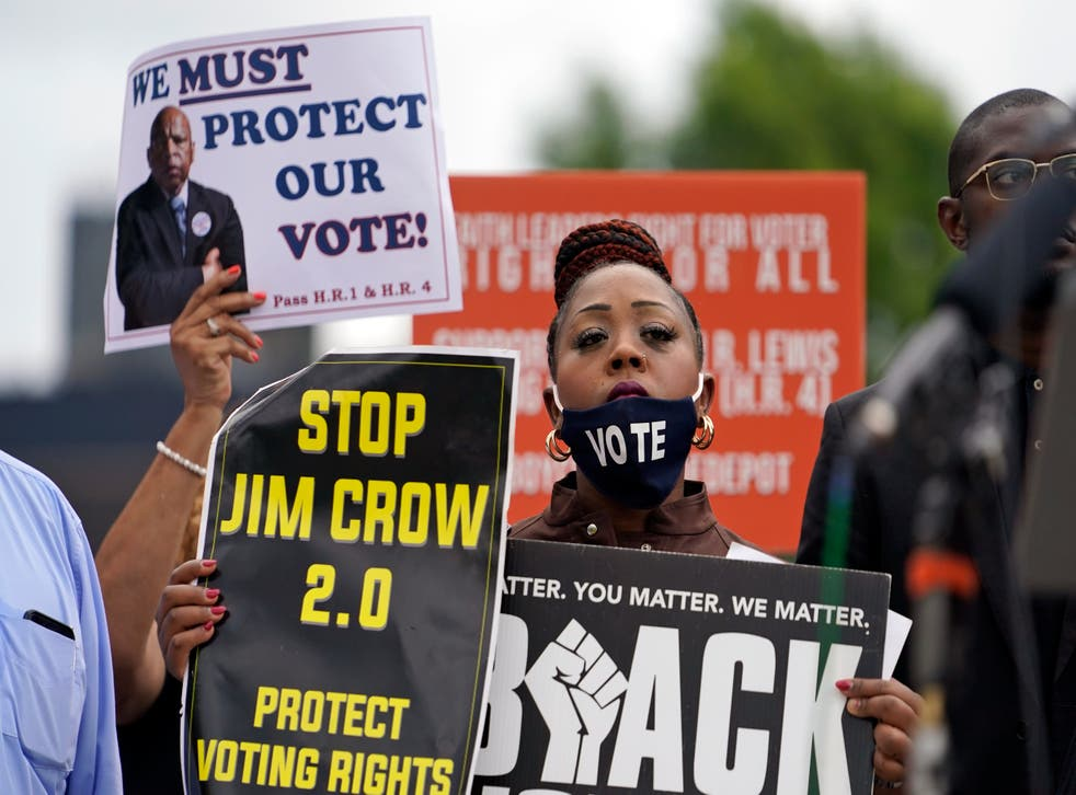 <p>File: The yearbook included two pages that focused on the Black Lives Matter movement</p>