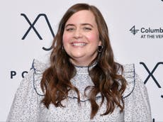 Aidy Bryant tells Jimmy Kimmel about her worst date ever