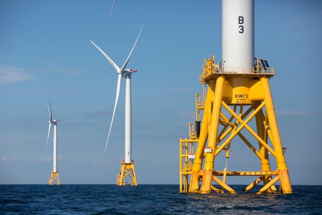 Wind Farms-Gulf of Mexico