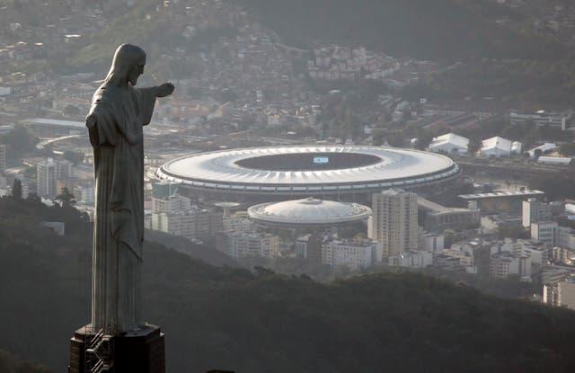 Brazil Soccer Copa America Host
