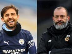 Liverpool 'target Lorenzo Pellegrini' and Bernardo Silva 'linked with Man City exit'