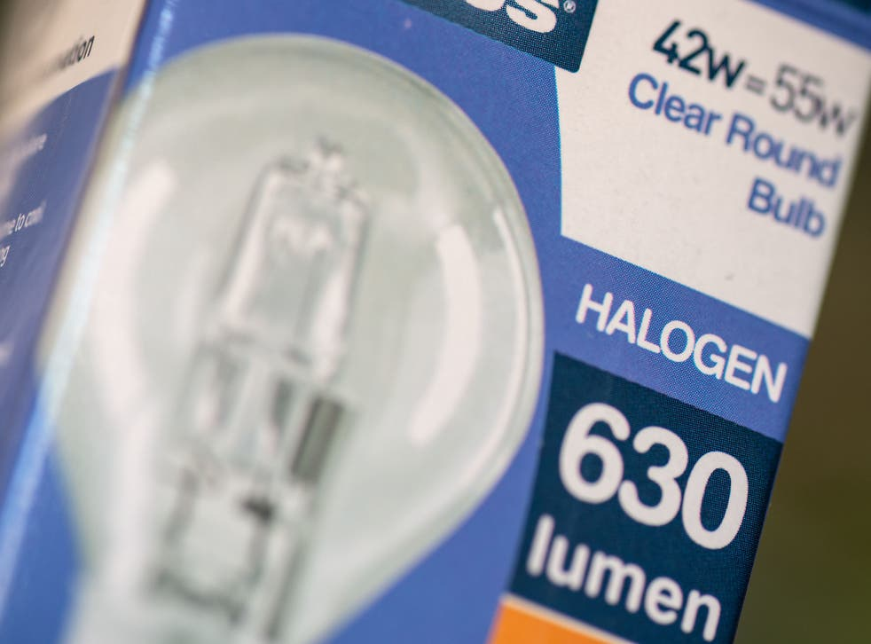 <p>LED lights last five times longer than traditional halogen bulbs</p>