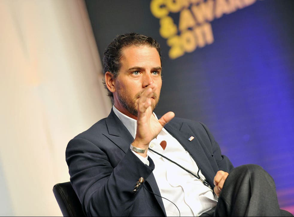 <p>Hunter Biden wrote the racial slur numerous times in messages to his lawyer</p>