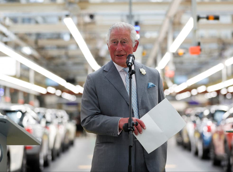 <p>The Duke of Cornwall said growth must be sustainable</p>