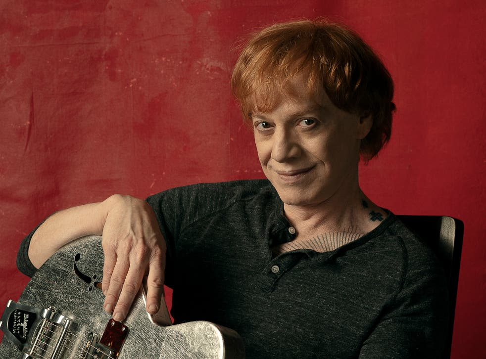 <p>Danny Elfman: 'We're still on the edge of a dystopian America that I never could have imagined in my wildest dreams'</p>