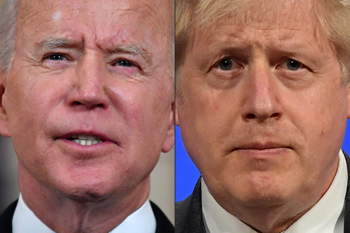 unlikely alliance of Biden and Boris can rekindle the 'special relationship'