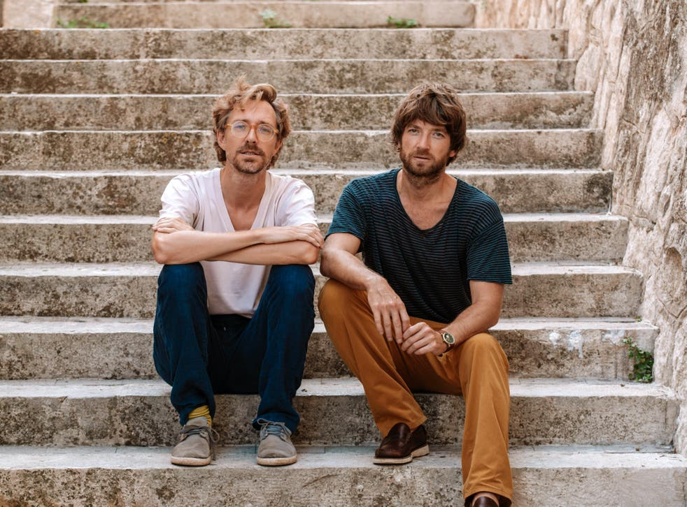 <p>Kings of Convenience</p>