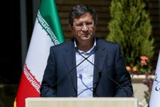 Iran candidate says he's willing to potentially meet Biden