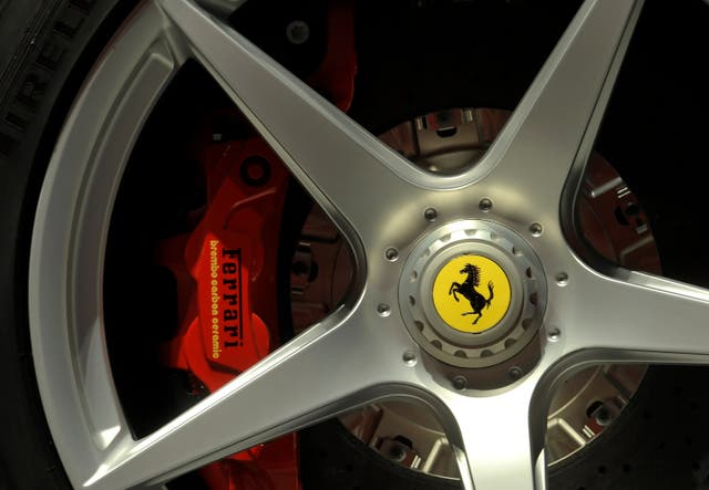 Italy Earns Ferrari