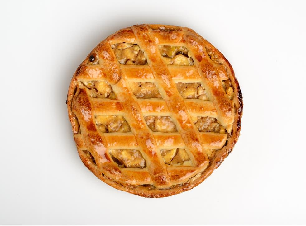 <p>Origins of apple pie sparks debate over racism </p>