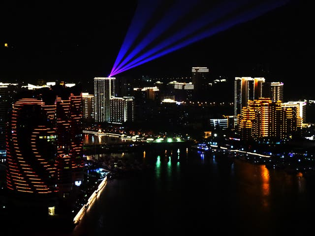 <p>The town of Sanya, where gays are invisible in plain sight</p>