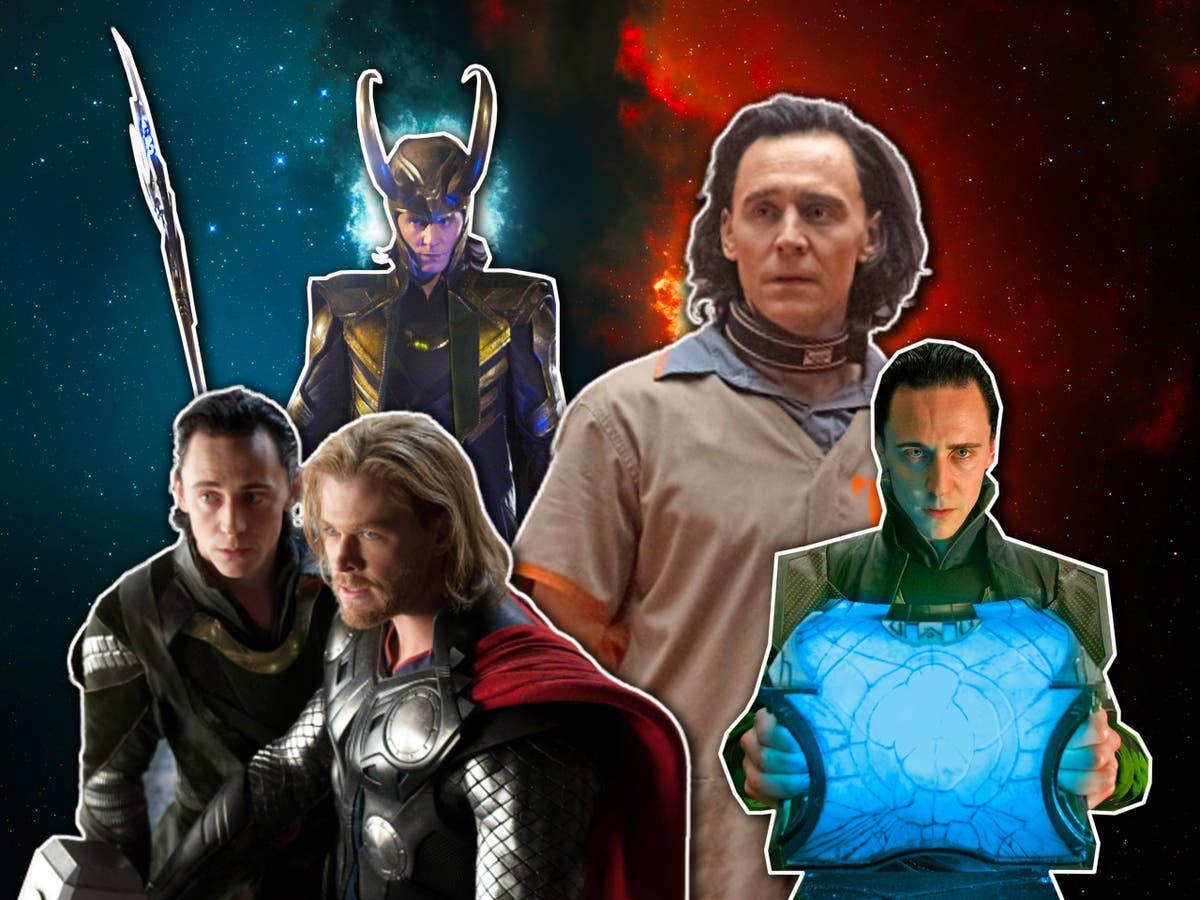 How Loki went from Thor's misfit brother to MCU darling