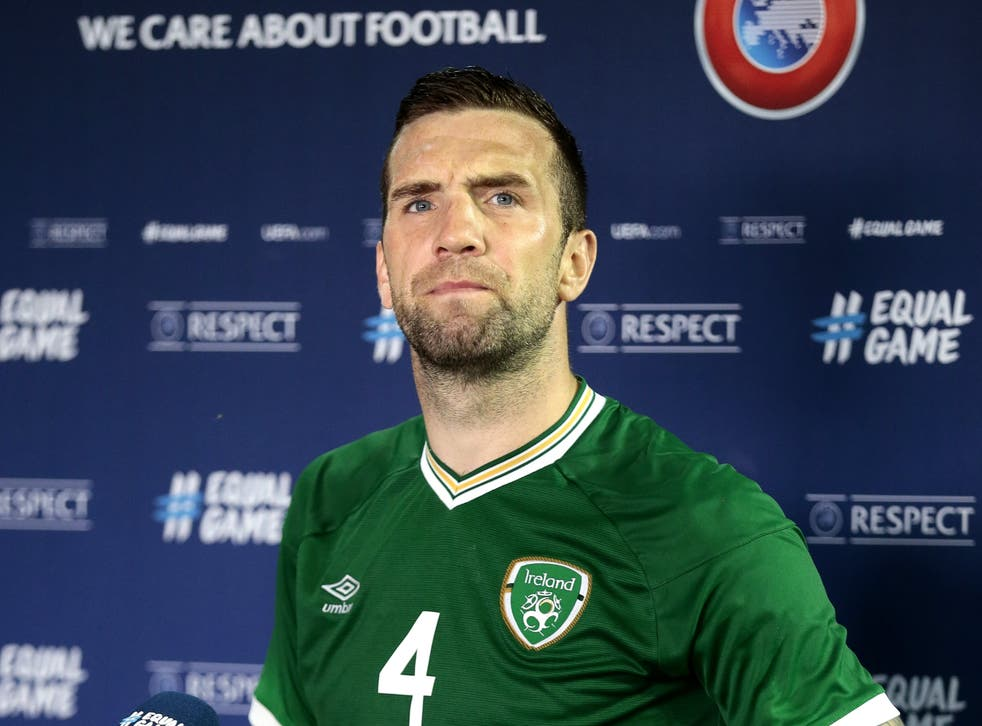 <p>Republic of Ireland defender Shane Duffy insists the World Cup qualifying campaign is far from over</p>