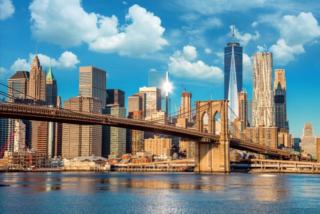 <p>Could holidays to New York soon be back on the agenda?</p>