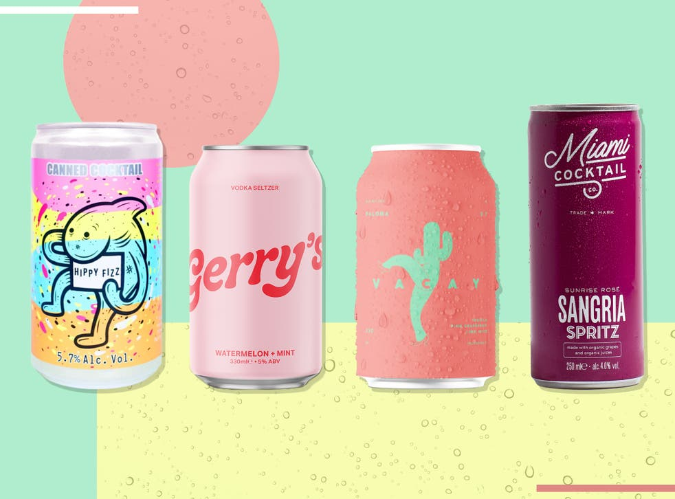 <p>They're all about convenience and make a welcome change from the same-old cider and beer</p>