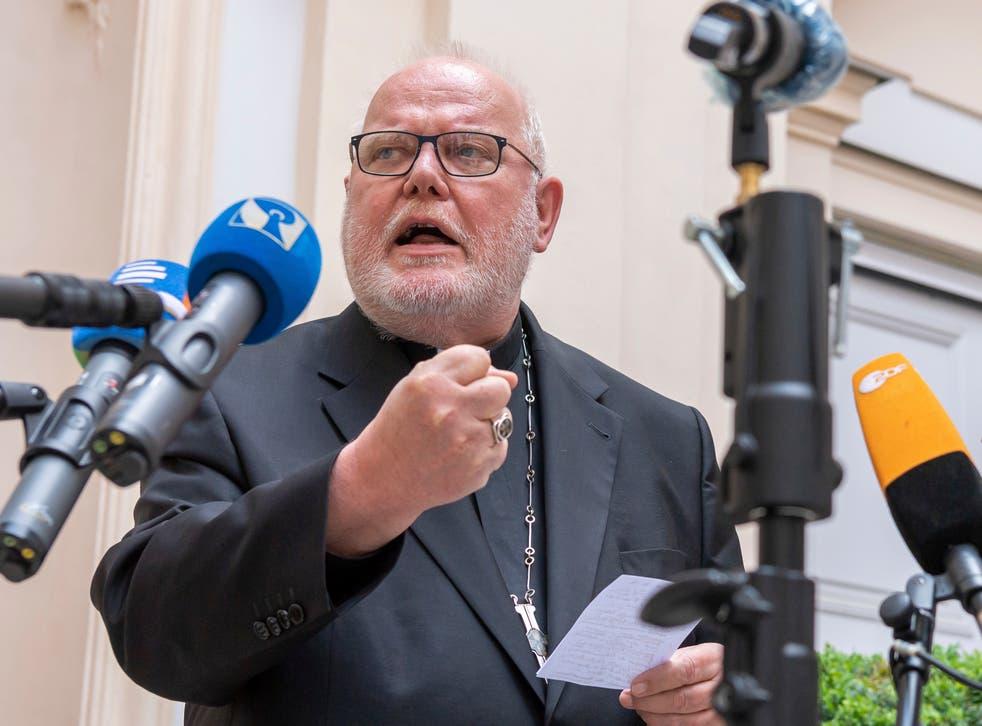 Germany Church Abuse