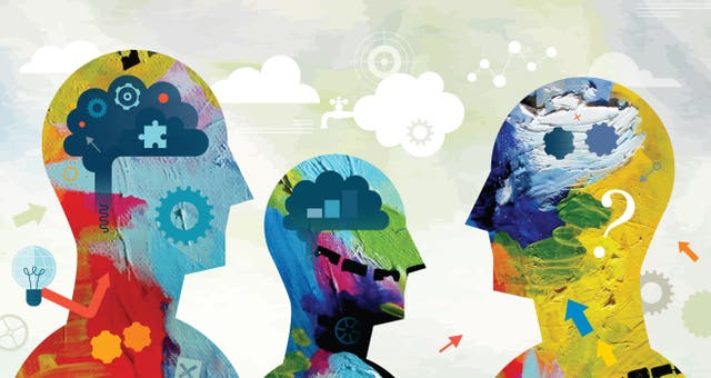 <p>Some people with aphantasia may report experiencing visual imagery within dreams, others say their dreams are non-visual</p>